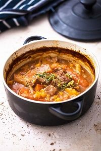 Winter Stew -- one of Gransnet's Christmas Fast Diet recipes.