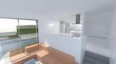 Kitchen | 3Ds Max Render | Revit | Architecture |Modern