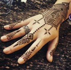 Getting this the next time I go to India #henna