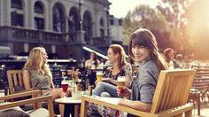 Coraz więcej letnich ogródków w restauracjach z zakazem palenia #popolsku