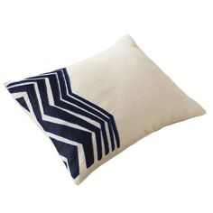 Coyuchi Pillow -make this instead of buy.