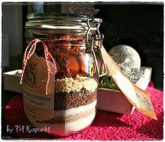 Gwenny´s Blog - Cookies im Glas