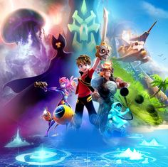 eOne's 'Zak Storm' Greenlit for Production   Animation World Network
