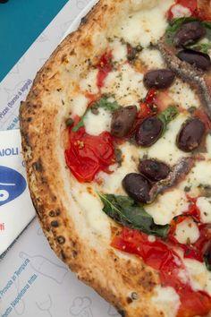 pizza cetara Lievito Madre a Mare