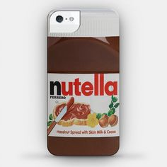#nutella #iphone #case