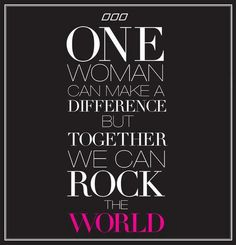 Rock the world together