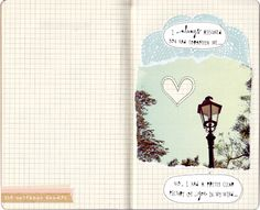 girl: i always assumed you had forgotten about me. guy: no, i had a pretty clear picture of you in my mind. -Before Sunset Notebook Doodles, Young Love, Hand Lettering, Design Inspiration, Art Journaling, Words, Drawings, Paper, Creative