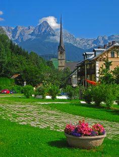 Bischofshofen, Austria by KWO Tsoumenis