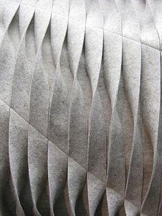 - Akustik ve Ses Yalıtımı Textile Manipulation, Fabric Manipulation Techniques, Textiles Techniques, Sewing Techniques, Textile Texture, Fabric Textures, Tissu Neoprene, Paint Your House, Techniques Couture