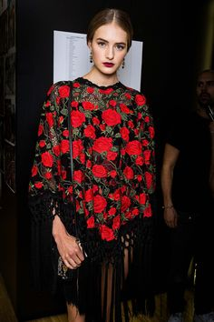 Dolce & Gabbana Printemps-été 2015 - Backstage