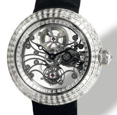 Jacob & Co Crystal Tourbillon