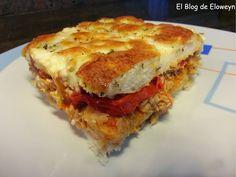 Un pastel de atún y pan de molde que es perfecto para llevarte de picnic. Descubre la receta