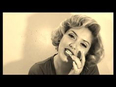 Inspired 50s hair tutorial Transformation video. - YouTube
