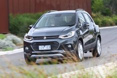 Here we are in the cheap(er) compact SUV seats with the seemingly evergreen Mitsubishi ASX Vs Holden Trax. Chevrolet Trax, Compact Suv, Cars Motorcycles, Vehicles, Treats, News, Motorbikes, Sweet Like Candy, Goodies