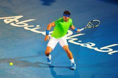 Rafael Nadal is already looking forward to Mubadala World Tennis Championship