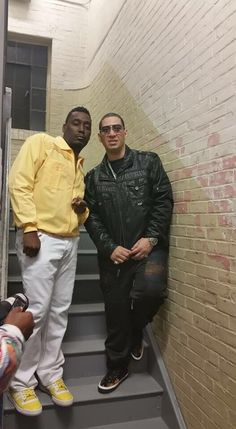 Kid capri & daughter | a&w hip-hop legends flav's ...