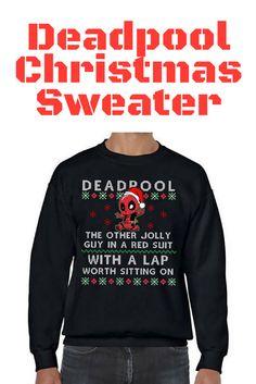 Anti Kersttrui.49 Best Deadpool Images Comics Deadpool Marvel Dc Comics