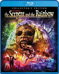 Serpent and the Rainbow - Blu-Ray (Shout Factory Region A) Release Date: January 26, 2016 (Amazon U.S.)