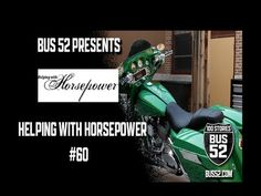 Helping with Horsepower is teaching young women how to solve problems and set goals by rebuilding a Harley Davidson