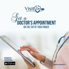 Find the best Doctor in your city and confirm appointment instantly, and be a part of Digital India Movement.   #GoDigital | #GoCashless | #PayOnline #VisitDr