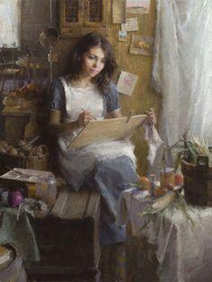 Morgan Weistling, The artist