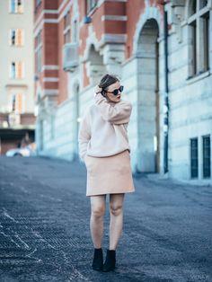 Viena K: vaaleanpunainen päivä