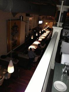 Circe Restaurant & Bar : 50 Weybosset Street, Providence, RI 02903