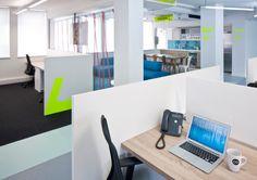 Un espace de travail design selon Penson (12)