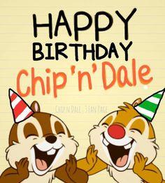 Chip et Dale
