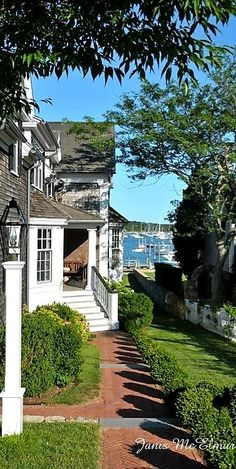 Ma Usa, Cottages By The Sea, Cape Cod, Massachusetts, Mansions, House Styles, Home, Decor, Cod
