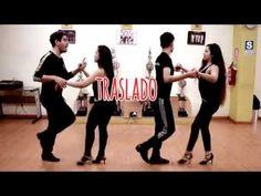Pasos básicos para bailar salsa | 'Salsa Fácil' con Radio Panamericana #2 - YouTube