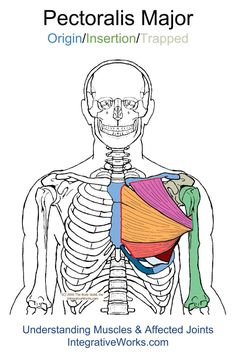 Understanding trigger points - Pain in front of shoulder when lifting arm out to the side