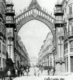 Feria deMálaga 1801