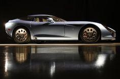The Final Alfa-Romeo Zagato Stradale TZ3