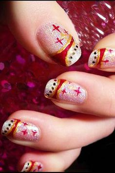 Spectacular Nail Designs 2012