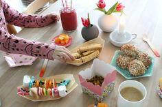Snackideen für Kinder, unser Nachmittagstisch, Rezeptideen