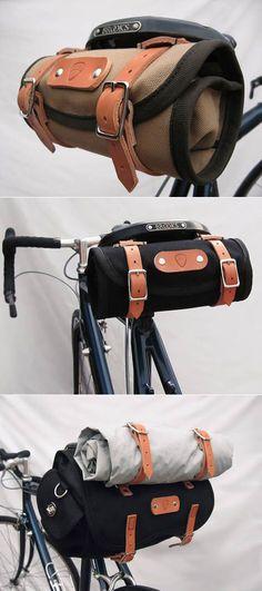 Classic bike bags!