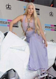 American Music Awards: Lady Gaga in Versace