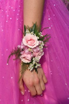 The corsage is a perfect symbol linking a woman to prom. Description from finetuxedos.com. I searched for this on bing.com/images