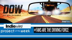 INDIEWIRE Project of the Week DOW image
