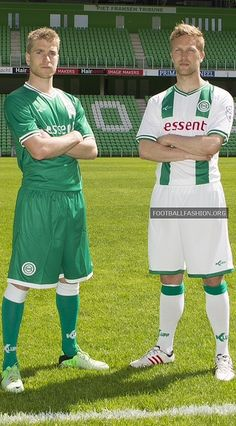 FC Groningen 2013/14 Klupp Home and Away Kits