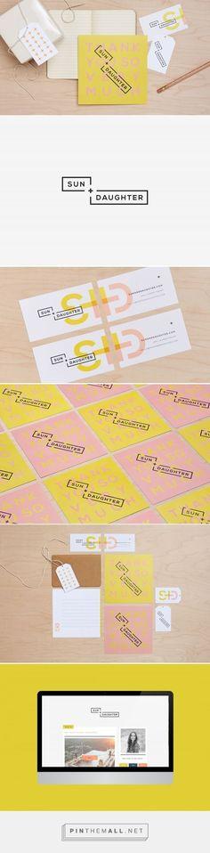 Sun + Daughter Lifestyle Blog Branding by Serafini Creative   Fivestar Branding Agency – Design and Branding Agency & Curated Inspiration Gallery