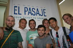 El Pasaje Spanish offers intensive group courses of 20 hours per week, for only 190USD!! Check out our Spanish classes in Buenos Aires