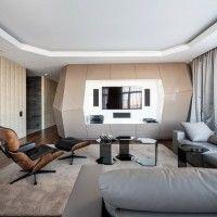 Dominion Apartment by Geometrix Design » CONTEMPORIST