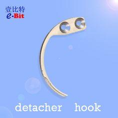 Eas System Key Detacher Hook 3 Piece Mini Eas Security Tag Detacher For 58khz Security Alarm Systems Buy Original Hook Detacher Here Grade Products According To Quality Security Alarm
