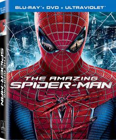 The Amazing Spider-Man Blu-ray details revealed