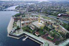 Петропавловская крепость-Peter and Paul Fortress