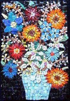 Vaso di Fiori, Francesca Orsoni