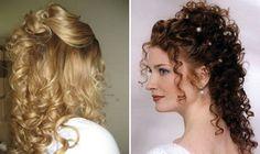 spiral curl perm for long hair Loose Spiral Perm, Loose Perm, Spiral Curls, Curled Hairstyles, Girl Hairstyles, Wedding Hairstyles, Curly Hair Up, Dream Hair, Hair Extensions