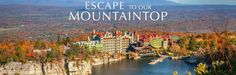New York Spa Resort | Mohonk Mountain House